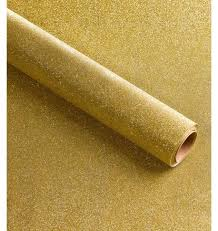 glitter wrapping paper glitter wrap gold dzd