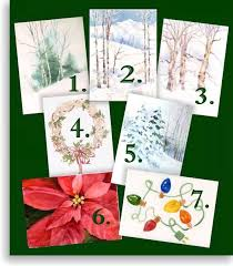 painting greeting cards in watercolor paint watercolor christmas cards susie s cards dvd