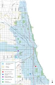 Zip Code Map Of Chicago by Divvy For Everyone D4e Divvy Bikes
