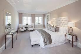 chambre taupe et pale 4 couleur peinture blanc deco idees
