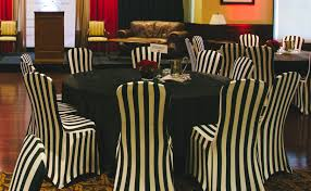 black and white chair covers striped banquet chair covers chair covers ideas