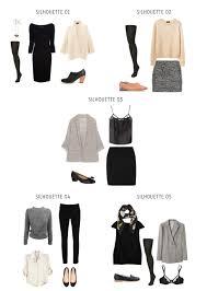 Wardrobe Clothing Wardrobe Architect Making Your Sewing List Colette Blog