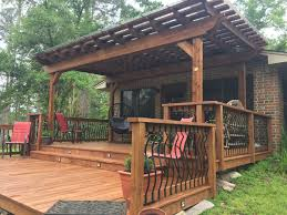 pergola design wonderful pergola off side of house building a