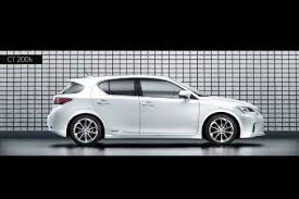 lexus ct200 hybrid lexus ct 200h official brochure spills online fwd with 1 8 liter