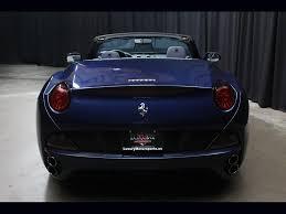 Ferrari California Convertible - 2010 ferrari california for sale in phoenix az stock 14524