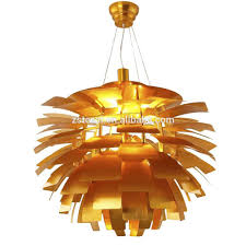 Artichoke Chandelier Lp5644 Popular Home Decor Light Fixtures Pendant Lamp Hanging
