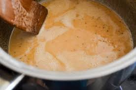 how to make gravy with or without pan drippings in