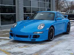 porsche carrera 2008 2008 porsche 911 carrera s coupe in mexico blue paint to sample