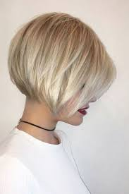 chin cut hairbob with cut in ends 24 short hairstyles with bangs for glam girls short hairstyle