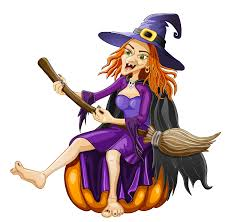 halloween png halloween witch with pumpkin png clipart gallery yopriceville
