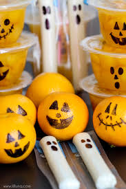 healthy halloween snacks lil u0027 luna