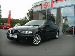 used bmw 3 series uk used bmw 3 series 2004 diesel 320d es 4dr saloon black manual for