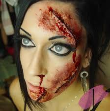 Halloween Makeup Stitches All Stitched Up Jessie Makeup Artistry