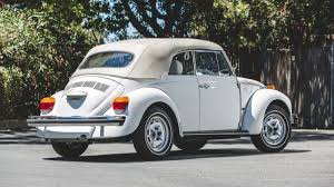 1976 1980 Triple White Convertible All The Vw Beetle Special