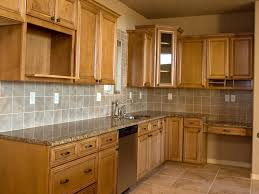 How To Set Up Kitchen Cupboards by Installing Kitchen Cabinets With Lighter Wood For Open Shelves And