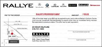 mercedes helpline rallye collision center and shop in carle place ny
