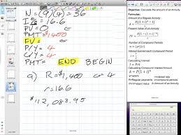 finanical math grade 12 college chapter 7 test q 7 9 13 01 25 12