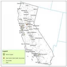 state map of california california city map california maps map of california