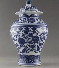 Blue And White Vases Antique Blue Antique Chinese Vases Ebay