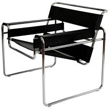 bauhaus wassily lounge chair by marcel breuer for sale at pamono