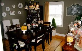 Home Decorators Buffet Scary Halloween Dining Room Decor Our Cape On Cabot Road Candy
