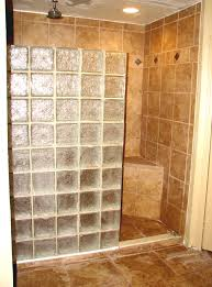 modern shower design bathroom stand up shower without door with step in shower