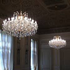 Maria Theresa Chandelier Maria Theresa Handmade Crystals Chandeliers Production