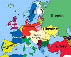 World Map 1940 by Timeline 1920 1940 Alternative Great War Alternative History