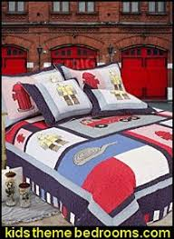 Fire Engine Bed Fire Truck Theme Bedrooms Fire Engine Bedroom Decorating Fire