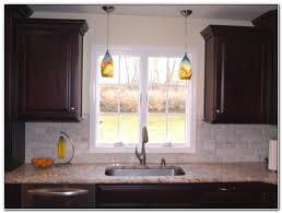 single pendant lighting over kitchen sink sinks and faucets pendant lighting over kitchen sink