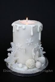 Christmas Cake Decorations Silver by Best 25 Snow Cake Ideas On Pinterest Christmas Cake Decorations