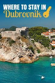 croatia accommodation where to stay in dubrovnik 2017 croatia