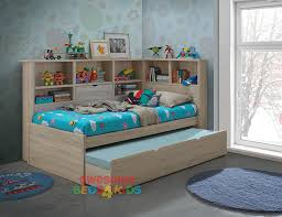 modern trundle beds kids modern twin trundle bed with storage