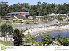 Brisbane Botanic Gardens Mount Coot Tha by Gardens And Picnic Grounds Built On Legacy Way Construction Site