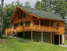 log home floor plans with garage coventry log homes our log home designs craftsman series the