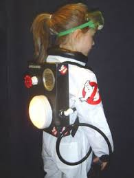 Ghostbusters Halloween Costumes Diy Dollar Store Proton Pack Ghostbusters Halloween Costume