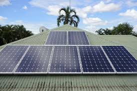 why is it to solar panels why hasn t darwin embraced solar power to help locals reduce their