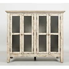 4 Door Cabinet Scrimshaw 4 Door Accent Cabinet Bernie Phyl S Furniture By