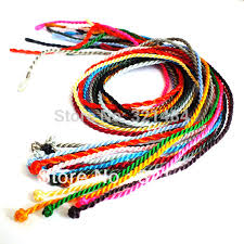 colored necklace cords images 10 meters black twist cord string twine rope bracelet jewelry jpg