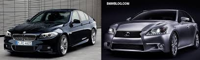 lexus es vs gs photo comparison bmw 5 series vs 2013 lexus gs 350
