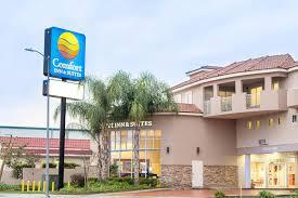 Comfort Suites North Hotel Comfort Universal Studios Los Angeles Ca Booking Com