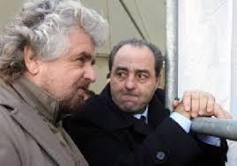 Di Pietro e Grillo
