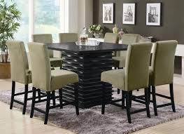 Dining Room Smart Black Dining Room Sets With  Dining Chairs And - Comfy dining room chairs