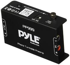 best preamp for home theater amazon com pyle pp999 phono turntable pre amp home audio u0026 theater