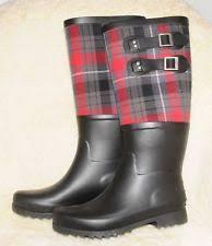 womens size 12 waterproof boots womens size 12 ugg reignfall rainboots boots black