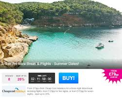 cheap to ibiza with flights 79 each sunshinestacey