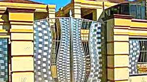 home gate design kerala style fashion design art collection main gate for home new models