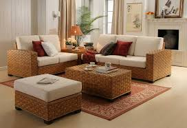 Rattan Living Room Furniture Paul Frankl Rattan Wicker Furniture Near Me Bamboo Sofa