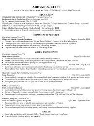 sle resume for client service associate ubs description of heaven photo specialist resume sle http resumesdesign com photo