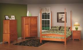 Shaker Bedroom Furniture by Solid Wood Shaker Beds Countryside Amish Furniture
